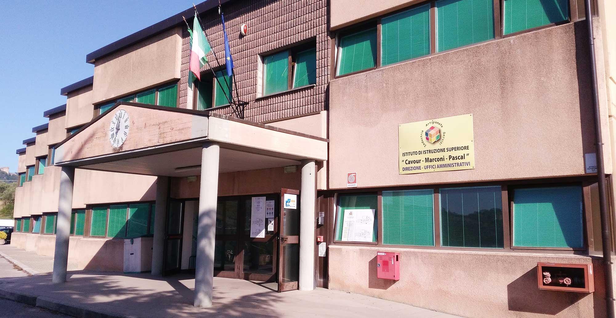 """Istituto di Istruzione Superiore """"Cavour – Marconi – Pascal """"- Perugia"""